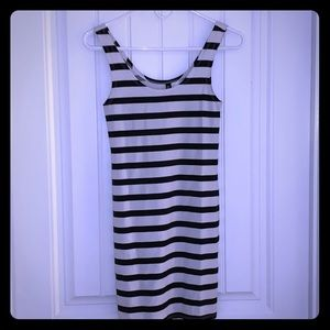DIVIDED by H&M stripped Dress